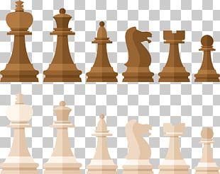 Chess Piece Xiangqi Staunton Chess Set PNG