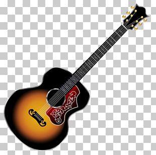 Ukulele Guitar Amplifier Electric Guitar Musical Instrument PNG