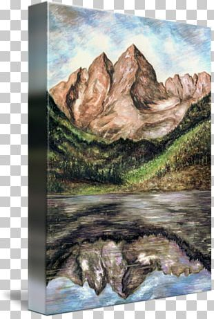 Watercolor Painting Landscape Painting Art PNG