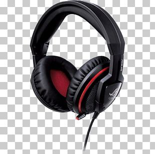 Headset Headphones Video Games Microphone Republic Of Gamers PNG