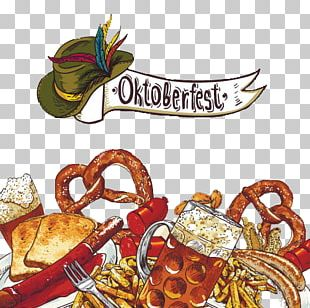 Oktoberfest Beer Bavaria Illustration PNG