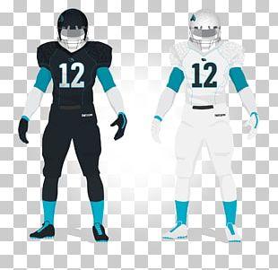 Carolina Panthers Uniform American Football Protective Gear Logo PNG