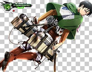 A.O.T.: Wings Of Freedom Attack On Titan 2 Levi Manga PNG