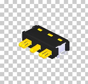 Electrical Connector Printed Circuit Boards Battery Terminal Adapter Electric Battery PNG