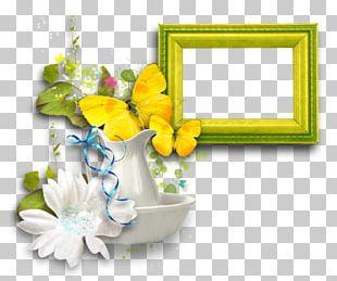 Floral Design Frames Flower Borders And Frames PNG