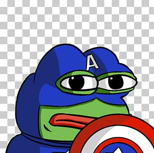 Pepe The Frog Captain America /pol/ United States PNG
