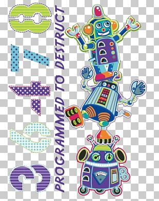 Robotics Cartoon PNG