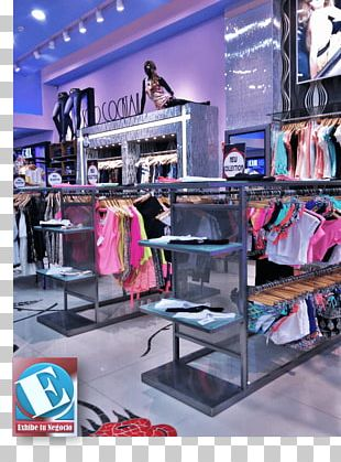 Boutique Clothing Factory Outlet Shop Industry PNG