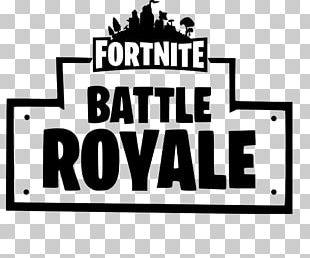 Fortnite Battle Royale Logo Battle Royale Game Font PNG