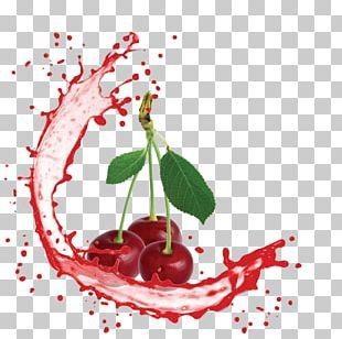 Juice Cherry Shutterstock PNG