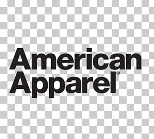American Apparel T-shirt United States Clothing Logo PNG