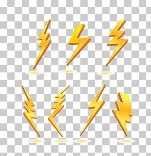 Lightning Strike Thunder PNG