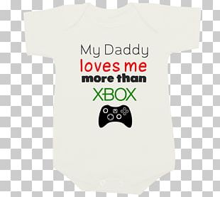 T-shirt Xbox 360 Baby & Toddler One-Pieces Logo Sleeve PNG