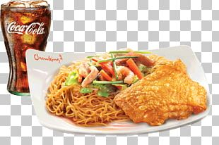 Fried Noodles Pancit Yakisoba Mie Goreng Chow Mein PNG