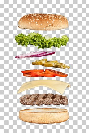 Hamburger Cheeseburger Whopper Buffalo Burger Slider PNG