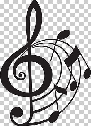 Musical Note Clef Drawing Musical Theatre PNG