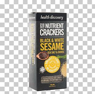 Nutrient Cracker Health Paleolithic Diet Crispbread PNG