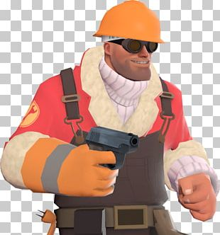 Team Fortress 2 Inventor Engineer Thermal Insulation Steam PNG
