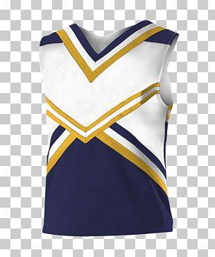 Cheerleading Uniforms T-shirt Skirt PNG