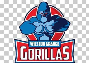 Gorilla Logo Graphic Design Wilston Grange Football Club PNG