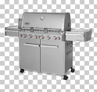 Barbecue Weber Summit S-670 Weber-Stephen Products Natural Gas Weber Summit S-470 PNG