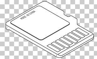 Secure Digital Flash Memory Cards MicroSD Drawing USB Flash Drives PNG