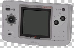 Handheld Game Console Neo Geo Pocket Color Neo Turf Masters Video Game Consoles PNG