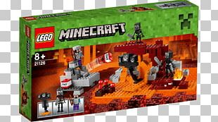 Lego Minecraft Lego Minifigure Toy LEGO 21126 Minecraft The Wither PNG