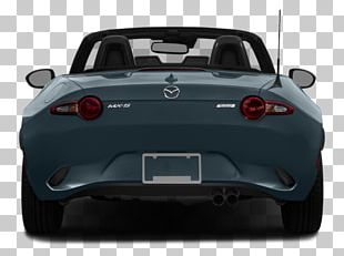 2017 Mazda MX-5 Miata Grand Touring Personal Luxury Car Convertible PNG
