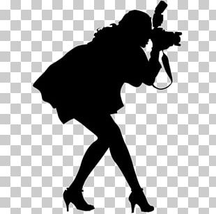 Photographer Photography Silhouette PNG