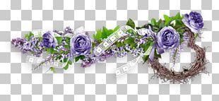 Digital Scrapbooking Paper Wedding Floral Design PNG