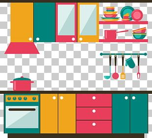 Kitchen Utensil Kitchen Cabinet PNG