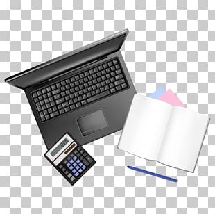 Office Supplies Desk Material PNG