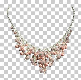 Pearl Necklace Jewellery Pearl Necklace PNG