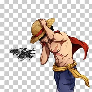 Monkey D. Luffy Nami Portgas D. Ace One Piece Art PNG