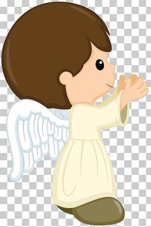 Angel Baptism Boy PNG