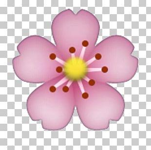 Emoji Sticker IPhone Flower PNG