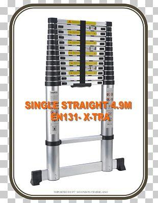 Ladder House Material Aluminium PNG