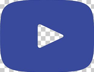 Blue YouTube Video Logo Computer Icons PNG