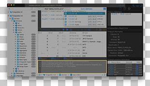 Computer Program DBeaver Database PostgreSQL SQuirreL SQL Client PNG