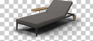 Table Chaise Longue Deckchair Sunlounger PNG