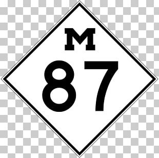 M-37 Michigan State Trunkline Highway System Road U.S. Route 131 M-42 PNG