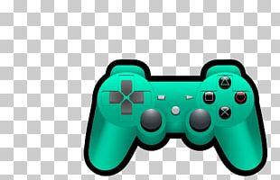 Game Controller Video Game PlayStation 3 Joystick PNG