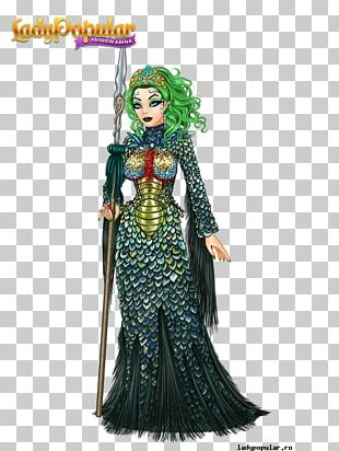 Lady Popular Brigitta Von Trapp Seven Deadly Sins Fashion PNG