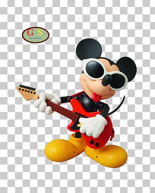 Mickey Mouse Figurine Action & Toy Figures Model Figure Grunge PNG