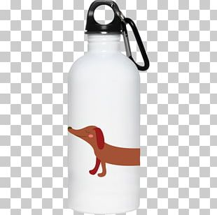 Dog Water Bottles Stainless Steel Plastic PNG