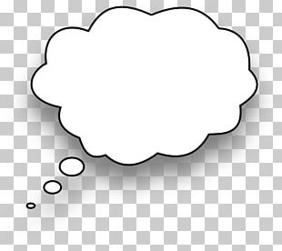 Speech Balloon Thought Cartoon PNG