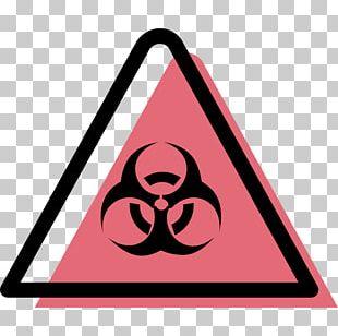 Biological Hazard Hazard Symbol Sign PNG
