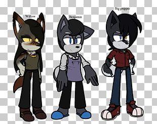 Cat Horse Mammal Cartoon Character PNG