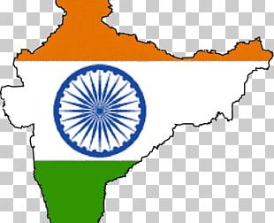 Flag Of India Indian Independence Movement Map PNG